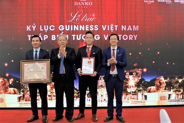 Tháp biểu tượng cao nhất Việt Nam tại khu đô thị Danko City - điểm tựa tạo nên giá trị văn hóa Việt ảnh 1