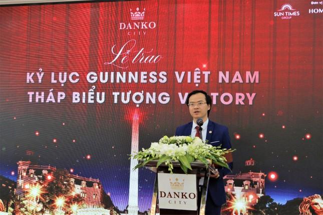 Tháp biểu tượng cao nhất Việt Nam tại khu đô thị Danko City - điểm tựa tạo nên giá trị văn hóa Việt ảnh 2