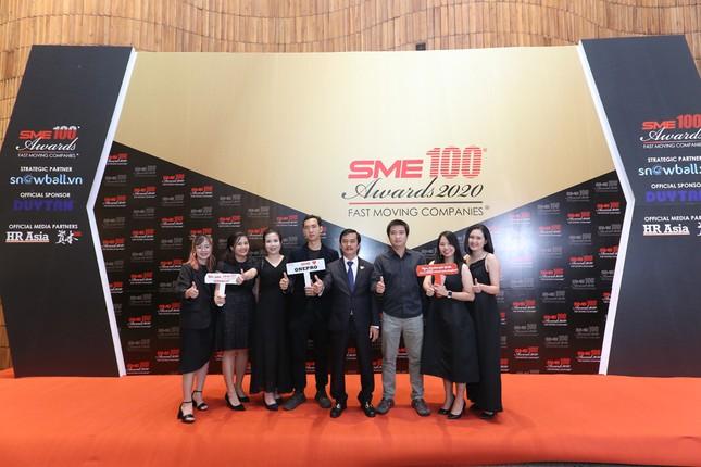 Onepro Advertising – Doanh nghiệp quảng cáo mang ngọn cờ Việt Nam vươn tầm quốc tế tại SME ảnh 2
