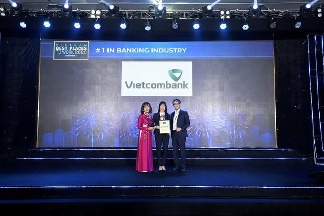 Vietcombank – Môi trường làm việc sáng tạo và hiệu quả ảnh 1