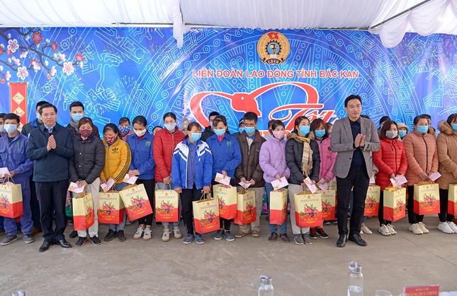 PV GAS tham gia đoàn công tác của Học viện Chính trị Quốc gia Hồ Chí Minh đến Bắc Kạn ảnh 1