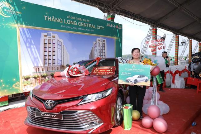 'Cháy hàng' khu đô thị Thăng Long Central City ảnh 4