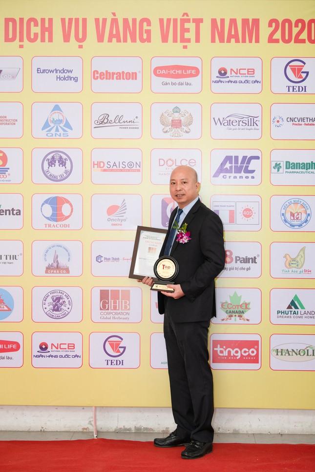 Công ty GHB do Ngọc Trinh điều hành lọt top 100 thương hiệu Vàng 2020 ảnh 3