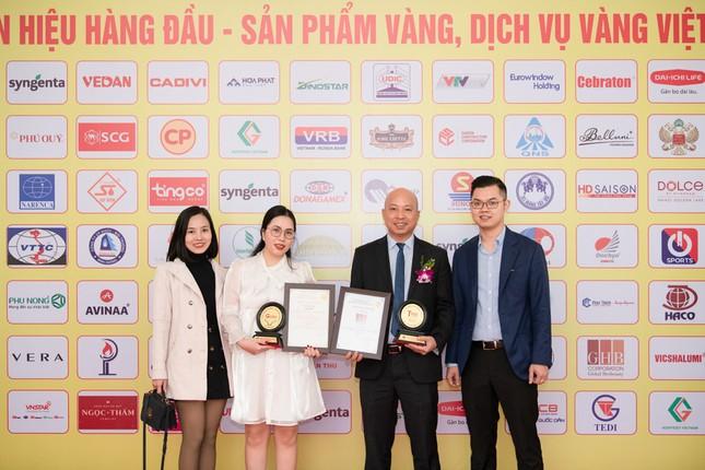 Công ty GHB do Ngọc Trinh điều hành lọt top 100 thương hiệu Vàng 2020 ảnh 5