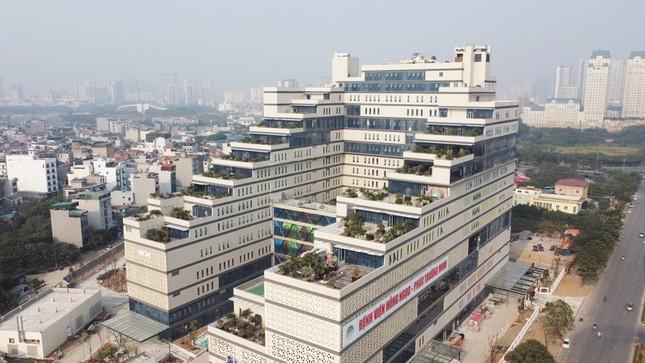 Tháng 3/2021 khai trương bệnh viện 5* vốn đầu tư hơn 2000 tỷ đồng tại Nam Từ Liêm ảnh 1