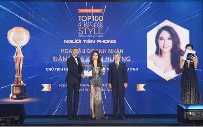 Doanh nhân Xuân Hương - Người tiên phong đưa thương hiệu thẩm mỹ Việt Nam ra Quốc tế ảnh 1
