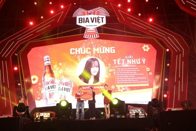 """Bia Việt mang """"Vạn lời chúc như ý"""" đến mọi miền Tổ quốc ảnh 1"""