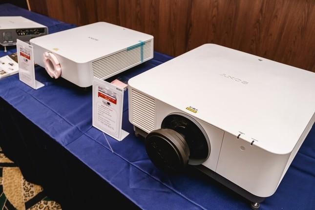 Logico nhà phân phối chính thức các dòng máy chiếu Sony tại Việt Nam ảnh 1