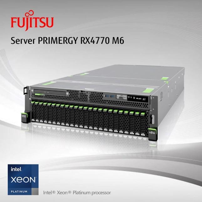 Fujitsu PRIMERGY RX4770 M6 – Chìa khóa cho Chuyển đổi số ảnh 3