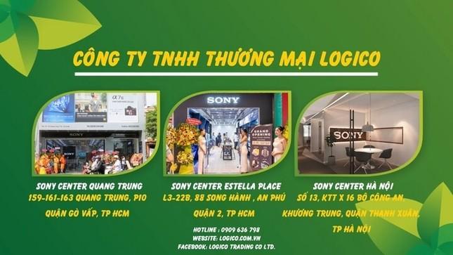 Logico nhà phân phối chính thức các dòng máy chiếu Sony tại Việt Nam ảnh 3