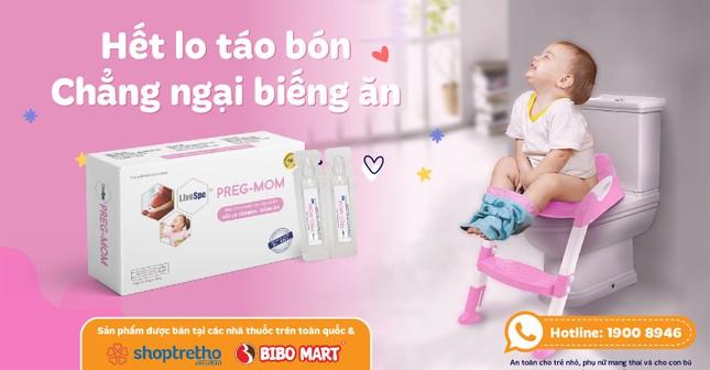 LiveSpo Preg-Mom, men vi sinh giúp bé có một hệ vi sinh đường ruột khỏe mạnh ảnh 5