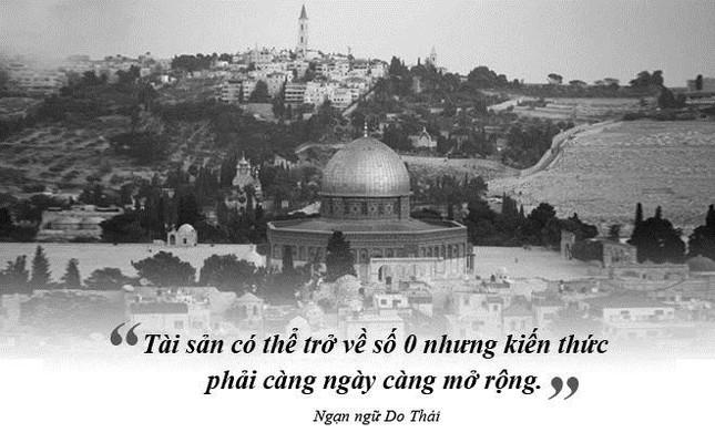 Dân tộc Do Thái – Đức tin dân tộc được chọn – Kỳ II ảnh 1
