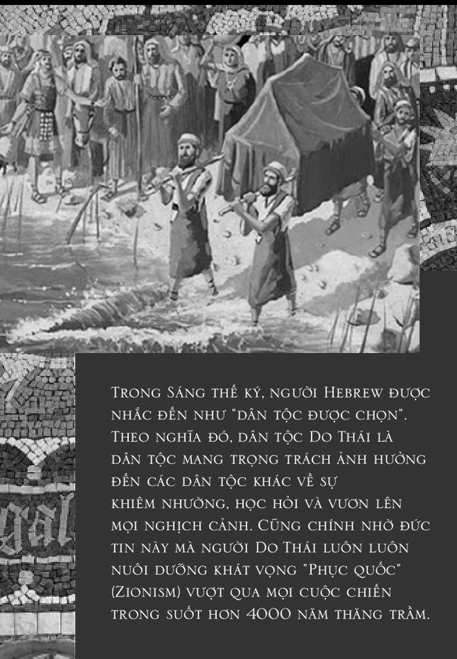 Dân tộc Do Thái – Đức tin dân tộc được chọn – Kỳ II ảnh 5