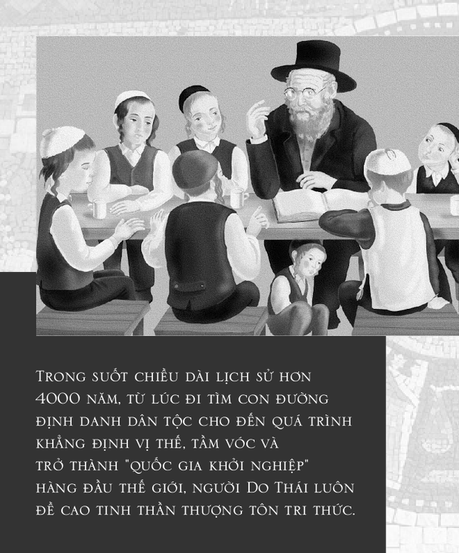 Dân tộc Do Thái – Đức tin dân tộc được chọn – Kỳ I ảnh 5