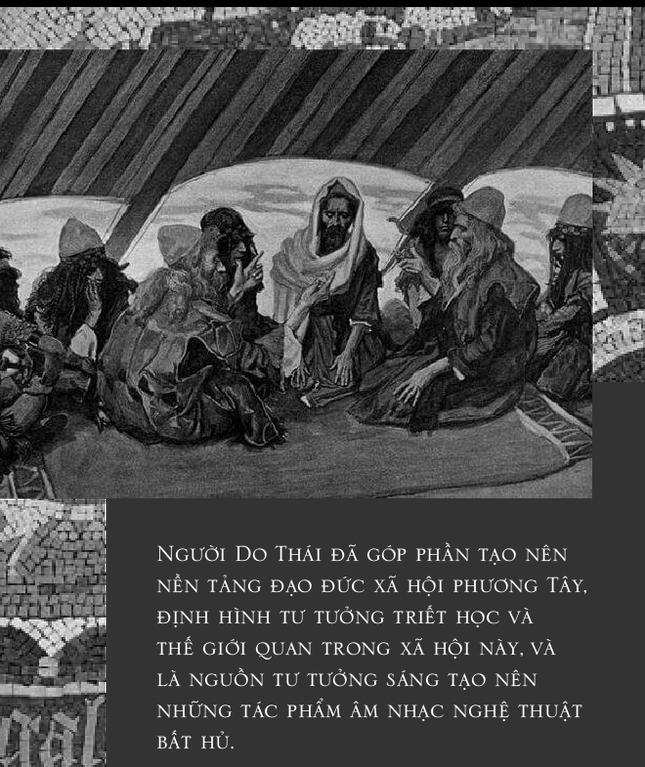 Dân tộc Do Thái – Đức tin dân tộc được chọn – Kỳ I ảnh 6
