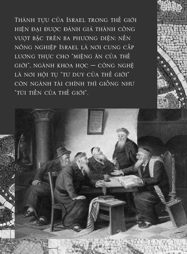 Dân tộc Do Thái – Đức tin dân tộc được chọn – Kỳ II ảnh 6