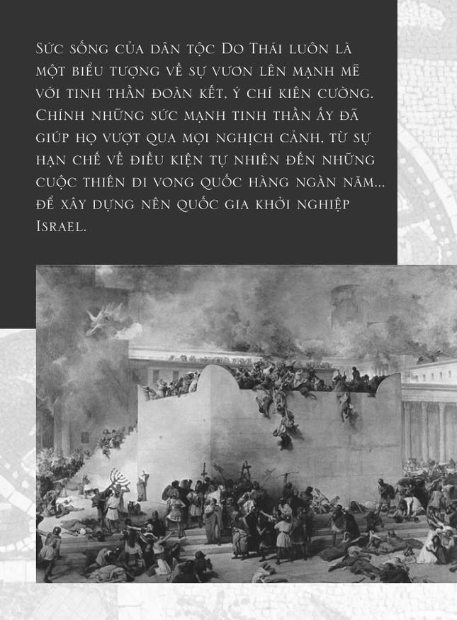 Dân tộc Do Thái – Đức tin dân tộc được chọn – Kỳ II ảnh 9