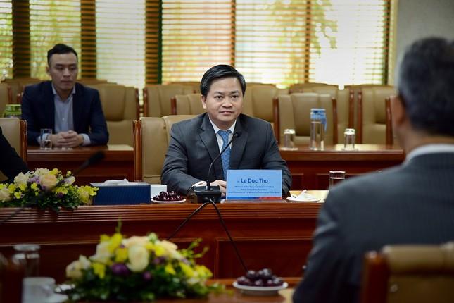 Đại sứ Đặc mệnh toàn quyền Nhật Bản thăm và làm việc tại VietinBank ảnh 2