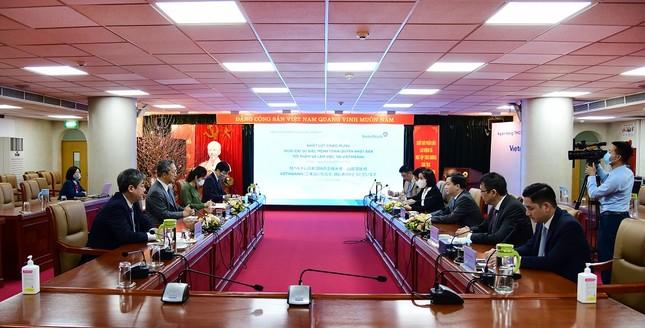 Đại sứ Đặc mệnh toàn quyền Nhật Bản thăm và làm việc tại VietinBank ảnh 5