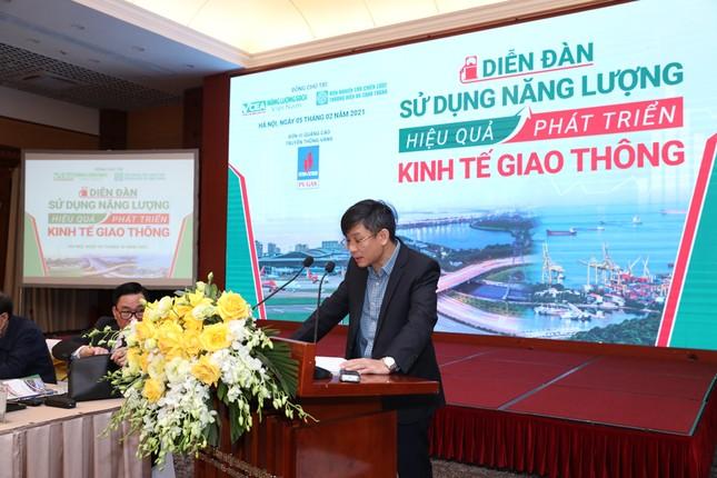Phát triển vận tải tiết kiệm nhiên liệu góp phần xây dựng nền kinh tế xanh tại Việt Nam ảnh 2