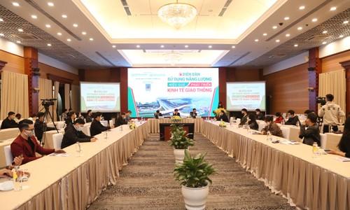 Phát triển vận tải tiết kiệm nhiên liệu góp phần xây dựng nền kinh tế xanh tại Việt Nam ảnh 1