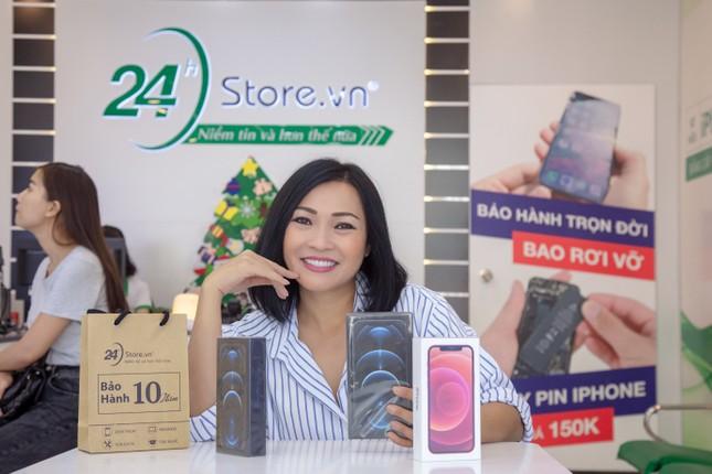 Phương Thanh sắm iPhone 12 Pro Max sau khi hoàn thành vai Tú Bà ảnh 2