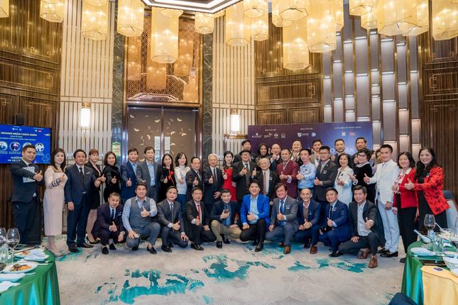 """CEO Lê Dung cùng những chia sẻ hữu ích đến từ chuyên gia tại """"Tiệc doanh nhân chào xuân"""" ảnh 2"""