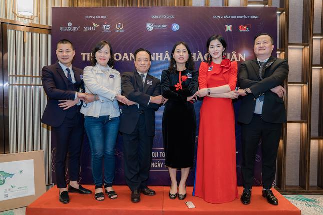 """CEO Lê Dung cùng những chia sẻ hữu ích đến từ chuyên gia tại """"Tiệc doanh nhân chào xuân"""" ảnh 3"""