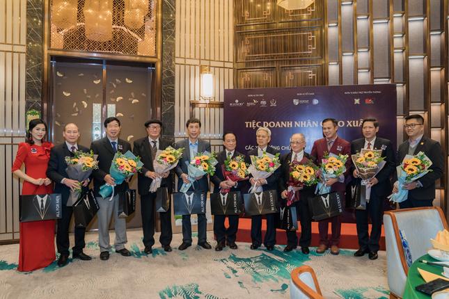 """CEO Lê Dung cùng những chia sẻ hữu ích đến từ chuyên gia tại """"Tiệc doanh nhân chào xuân"""" ảnh 4"""