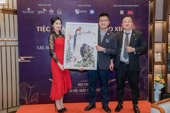 """CEO Lê Dung cùng những chia sẻ hữu ích đến từ chuyên gia tại """"Tiệc doanh nhân chào xuân"""" ảnh 5"""