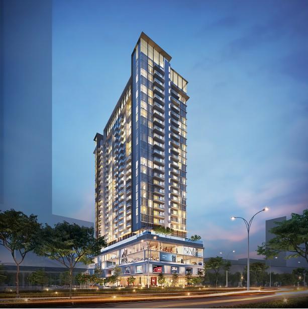 The Crest Residence của SonKim Land đạt giải thưởng Căn hộ tốt nhất Châu Á Thái Bình Dương 2020-2021 ảnh 1