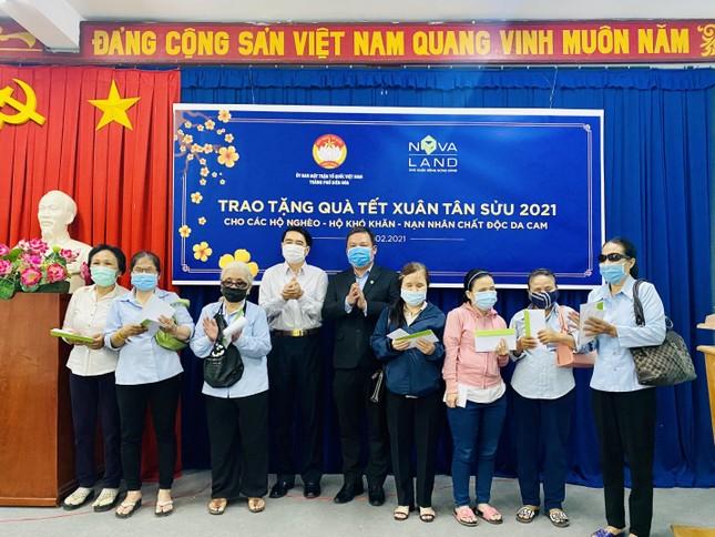 Nova Group đồng hành cùng hộ nghèo, nạn nhân chất độc da cam tỉnh Đồng Nai ảnh 3