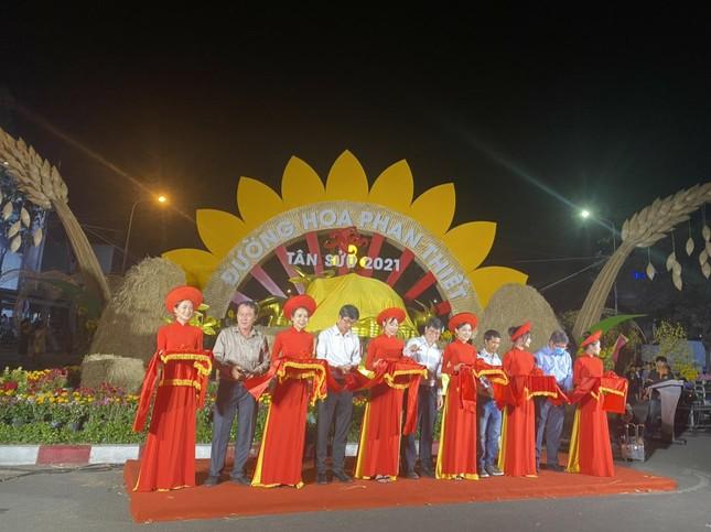 Nova Group tài trợ đường hoa tại TP.HCM, Phan Thiết và Biên Hòa ảnh 3