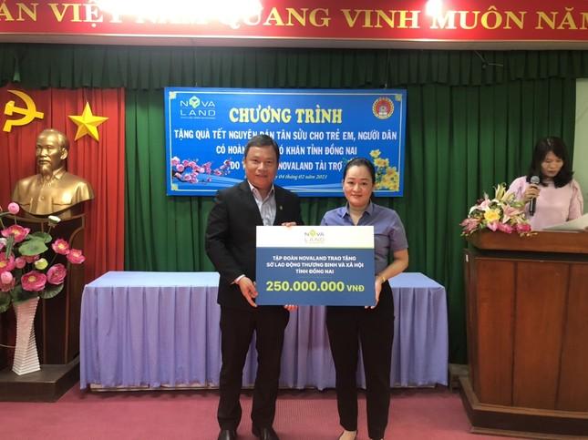 Nova Group đồng hành cùng hộ nghèo, nạn nhân chất độc da cam tỉnh Đồng Nai ảnh 4