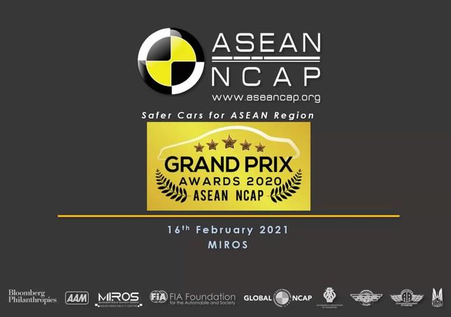 Vinfast đoạt giải ' Hãng xe có cam kết cao về an toàn' Asean Ncap ảnh 2