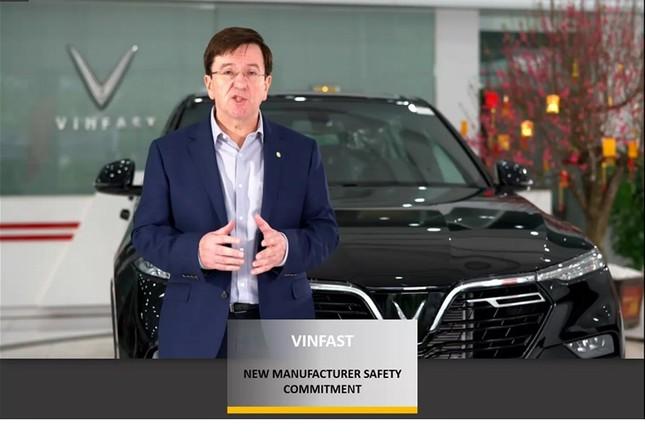 Vinfast đoạt giải ' Hãng xe có cam kết cao về an toàn' Asean Ncap ảnh 4