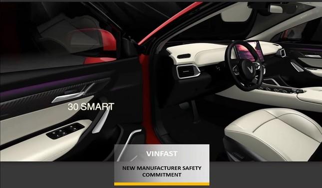 Vinfast đoạt giải ' Hãng xe có cam kết cao về an toàn' Asean Ncap ảnh 5