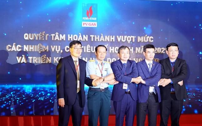 PV GAS: Khí thế mới - Vận hội mới ảnh 2
