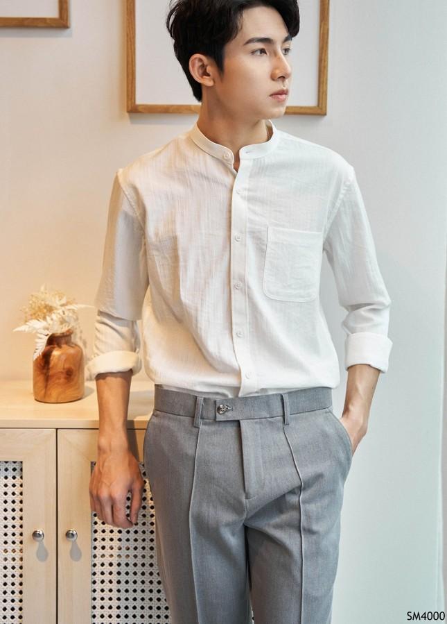 Shop Độc ra mắt bộ sưu tập áo sơ mi nam đẹp ấn tượng ảnh 1