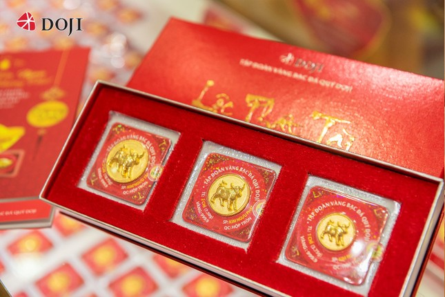 Những sản phẩm vàng Thần Tài hút khách nhất thị trường ảnh 2
