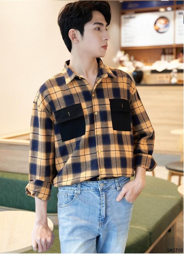 Shop Độc ra mắt bộ sưu tập áo sơ mi nam đẹp ấn tượng ảnh 3