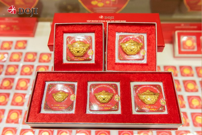 Những sản phẩm vàng Thần Tài hút khách nhất thị trường ảnh 4