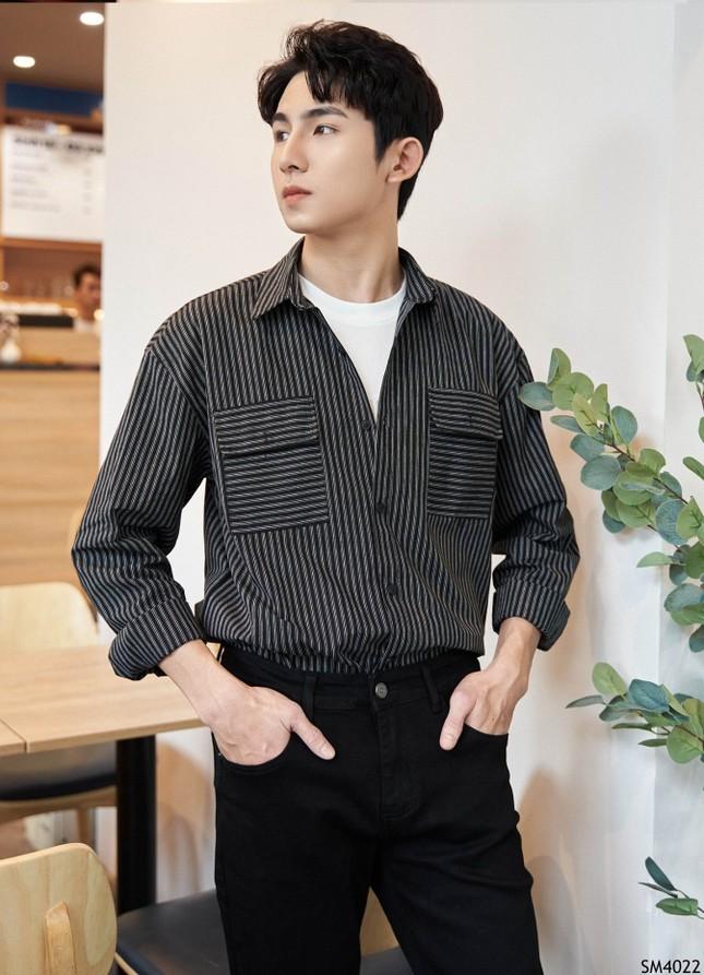 Shop Độc ra mắt bộ sưu tập áo sơ mi nam đẹp ấn tượng ảnh 4