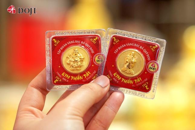 Những sản phẩm vàng Thần Tài hút khách nhất thị trường ảnh 5