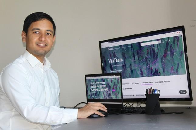 """VinBrain lọt vòng chung kết cuộc thi toàn cầu """"Thử thách ứng phó với đại dịch"""" ảnh 1"""