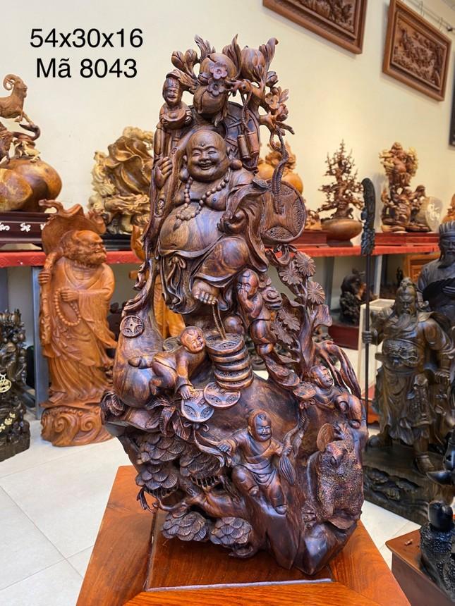 Tượng gỗ Đẹp Live: Lựa chọn quà tặng được ưa chuộng dịp Tết ảnh 1