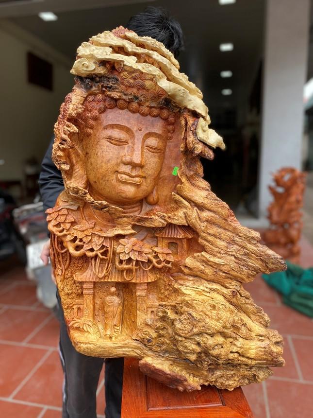 Tượng gỗ Đẹp Live: Lựa chọn quà tặng được ưa chuộng dịp Tết ảnh 3