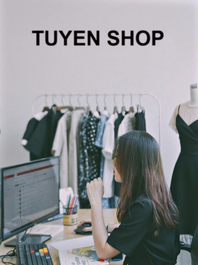Thời trang Tuyền Shop xúc tiến bảo hộ thương hiệu trên nền tảng trực tuyến ảnh 1