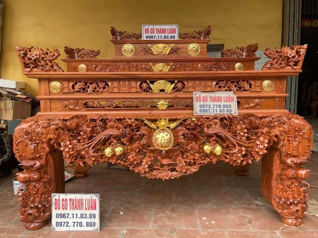 Đồ gỗ Thành Luân – Cung cấp các sản phẩm từ gỗ chất lượng ảnh 3