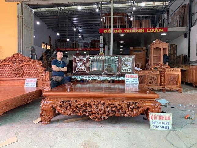 Đồ gỗ Thành Luân – Cung cấp các sản phẩm từ gỗ chất lượng ảnh 4